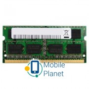SoDIMM DDR3 4GB 1600 MHz Golden Memory (GM16LS11/4)