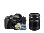 Olympus E-M10 mark III Pancake Double Zoom 14-42+40-150Kit B/B/B (V207074BE000)
