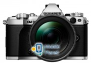 Olympus E-M5 mark II 14-150 II Kit + HLD-8 + BLN-1 black (V207043BE010)