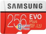Samsung microSDXC 256GB EVO PLUS UHS-I (R100, W90MB/s) (MB-MC256GA/RU)