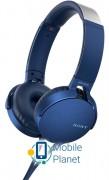 Sony MDR-XB550AP Blue (MDRXB550APL.E)