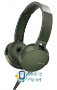 Sony MDR-XB550AP Green (MDRXB550APG.E)