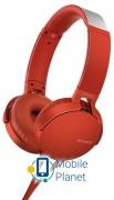 Sony MDR-XB550AP Red (MDRXB550APR.E)