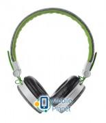 Trust Urban Revolt Fyber headphone grey/green (20080)