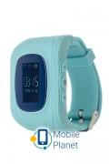 Детские часы с GPS трекером ERGO GPS Tracker Kid`s K010 Blue (GPSK010B)