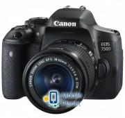 Canon EOS 750D 18-55 IS STM KIT (0592C027AA/0592C027BA)