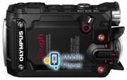 Olympus TG-Tracker Black (Waterproof - 30m- Wi-Fi- GPS) (V104180BE000)