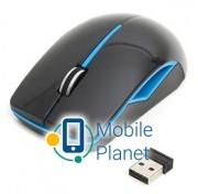 PLATINET Wireless PM-417 black/blue USB (PM0417WBBL)
