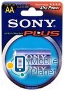 Sony LR 6 Stamina Plus 1x2 шт. (AM3B2D)