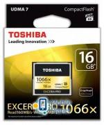 TOSHIBA 1066X 16GB Compact Flash (CF-016GSG(BL8)