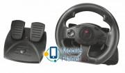 Trust GXT 580 vibration feedback racing wheel (21414)