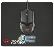 Trust GXT 782 Gaming mouse & mouse pad (21142)