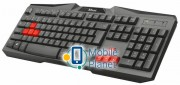 TRUST Ziva gaming keyboard UKR (22114)