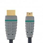 HDMI A to HDMI C (mini), 2.0m Bandridge (BVL1502)