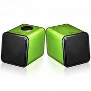Iris 02 Divoom (Iris-02 USB, green)