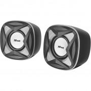 Trust Xilo Compact 2.0 Speaker Set black (21180)