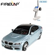 Автомодель р/у 1:28 Firelap IW04M BMW M3 4WD (серый) (FLP-412G4g)