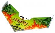 Летающее крыло Tech One Popwing 900мм EPP ARF (зеленый) (TO-04001G)