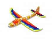 Планер метательный J-Color Hawk 600мм c комплектом красок (JC-30316)