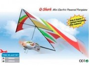 Самолёт (дельтаплан) электромоторный ZT Model Q-Shark 250мм (ZT-AA01901)