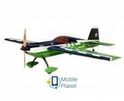 Самолёт р/у Precision Aerobatics Extra 260 1219мм KIT (зеленый) (PA-EXT-GREEN)