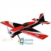 Самолёт р/у Precision Aerobatics Extra 260 1219мм KIT (красный) (PA-EXT-RED)
