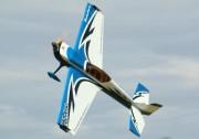 Самолёт р/у Precision Aerobatics Katana MX 1448мм KIT (синий) (PA-KMX-BLUE)