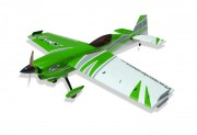 Самолёт р/у Precision Aerobatics XR-52 1321мм KIT (зеленый) (PA-XR52-GREEN)