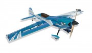 Самолёт р/у Precision Aerobatics XR-52 1321мм KIT (синий) (PA-XR52-BLUE)