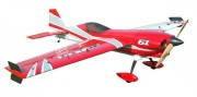 Самолёт р/у Precision Aerobatics XR-61 1550мм KIT (красный) (PA-XR61-RED)