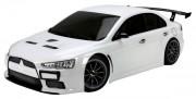Шоссейная 1:10 Team Magic E4JR Mitsubishi Evolution X (белый) (TM503014-EVX-W)
