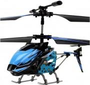 Вертолёт 3-к микро и/к WL Toys S929 с автопилотом (синий) (WL-S929b)