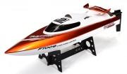 Катер на р/у 2.4GHz Fei Lun FT009 High Speed Boat (оранжевый) (FL-FT009o)