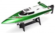 Катер на р/у 2.4GHz Fei Lun FT009 High Speed Boat (зеленый) (FL-FT009g)