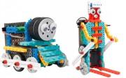 Конструктор на р/у LongYeah R722 4-в-1 (паровозик, машинка, лыжник, робот) (LYH-R722)