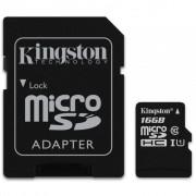 Kingston 16GB microSDHC Class 10 UHS-I (SDC10G2/16GB)