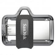 SANDISK 128GB Ultra Dual Drive M3.0 USB 3.0 (SDDD3-128G-G46)