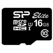 Silicon Power 16GB microSD class 10 UHS-I Elite (SP016GBSTHBU1V10)