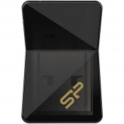 Silicon Power 32GB Jewel J08 Black USB 3.0 (SP032GBUF3J08V1K)