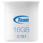 Team 16GB C151 White USB 3.0 (TC15116GL01)