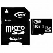 Team 16Gb microSDHC class 4 (TUSDH16GCL403)