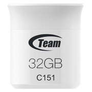 Team 32GB C151 White USB 2.0 (TC15132GB01)