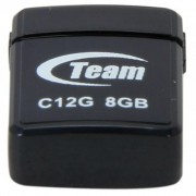 Team 8GB C12G Black USB 2.0 (TC12G8GB01)