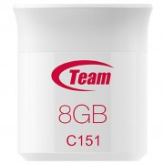 Team 8GB C151 USB 2.0 (TC1518GR01)