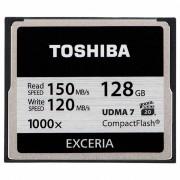 TOSHIBA 128GB Compact Flash 1000X (CF-128GTGI(8)