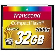 Transcend 32Gb Compact Flash 1000x (TS32GCF1000)