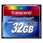Transcend 32Gb Compact Flash 400x (TS32GCF400)