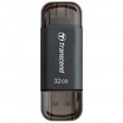 Transcend 32GB JetDrive Go 300 Black USB 3.1 (TS32GJDG300K)