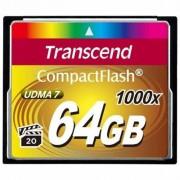Transcend 64Gb Compact Flash 1000x (TS64GCF1000)
