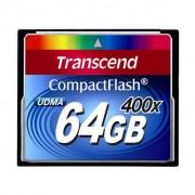 Transcend 64Gb Compact Flash 400x (TS64GCF400)